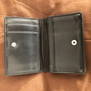 Coach Accessories - Gently used Coach card holder